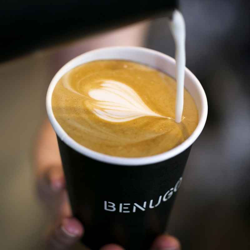 Benugo Cafes And Restaurants In The Most Beautiful Places